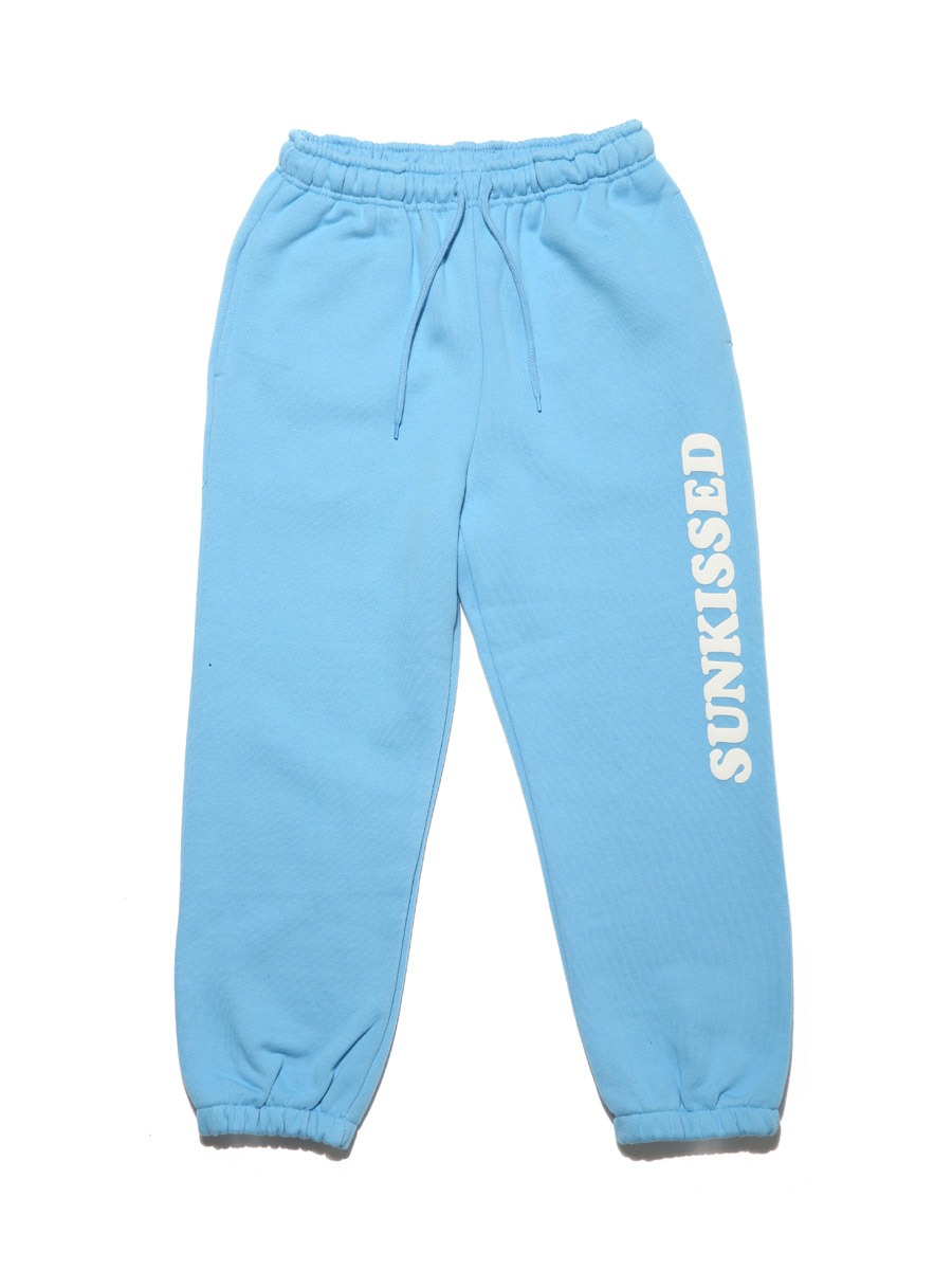 SUNKISSED SWEATPANT [Skyblue]