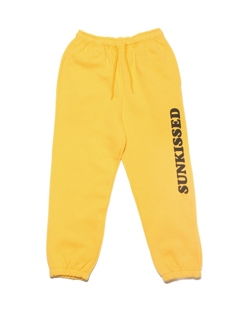 SUNKISSED SWEATPANT [Yellow]